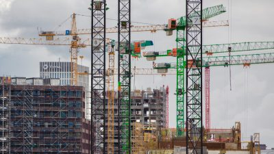 """Grüne fordern """"Bauwende"""": """"Bausektor ist der Wirtschaftszweig mit dem höchsten Ressourcenverbrauch"""""""