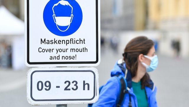 Gericht erklärt Maskenpflicht in Teilen von Koblenz für rechtswidrig