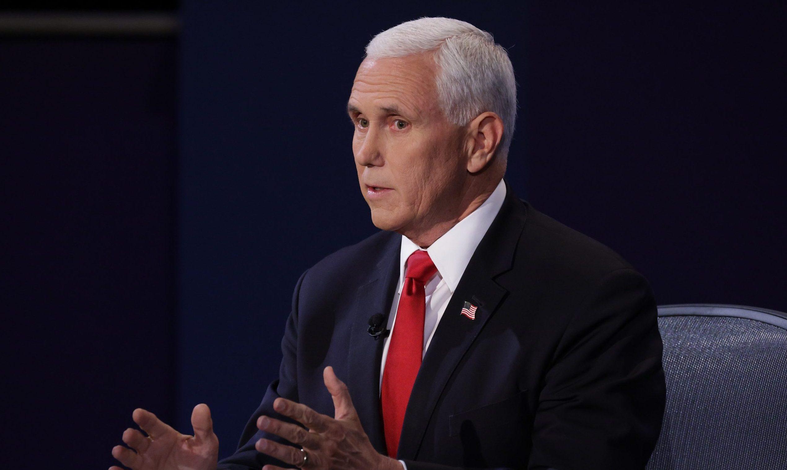 Gericht weist Klage gegen Pence zur Auszählung der Wahlmännerstimmen ab