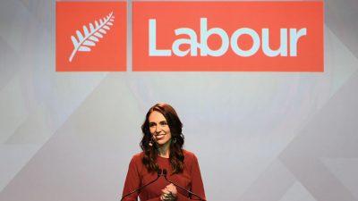 Parlamentswahl in Neuseeland: Deutlicher Sieg für amtierende Regierungschefin Ardern