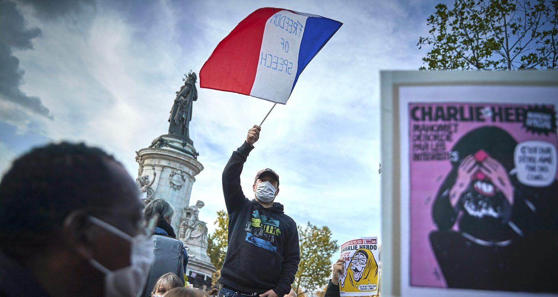"""50 Jahre """"Charlie Hebdo"""" – Der Kampf für die Meinungsfreiheit"""