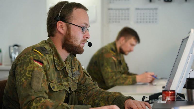 Verteidigungsministerium stellt weitere 5.000 Soldaten für Gesundheitsämter ab