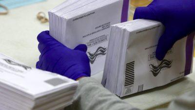 US-Geheimdienste: Russland und Iran greifen Daten von US-Wählern ab
