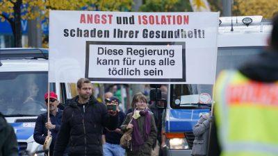 """Verfassungsschützerin beklagt Misstrauen bei """"normalen Bürgern"""""""