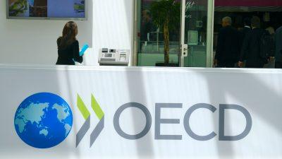 OECD: 130 Länder einigen sich auf Mindeststeuer für Großkonzerne