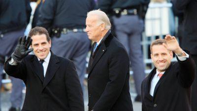 USA: Secret Service-Aufzeichnungen über Hunter Bidens Reisen decken sich mit E-Mail-Inhalten