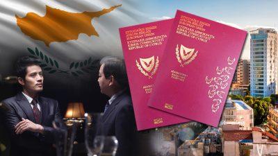 """""""Goldene Pässe"""": Warum wandern reiche Ausländer nach Zypern aus?"""