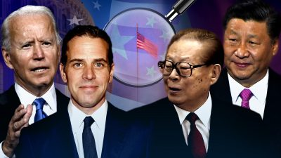 Analyse: Wie China die Biden-Familie mit Geld lockte und Einfluss auf Washington nahm