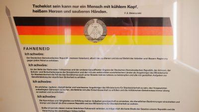 Bundesarchiv: Einsicht der Stasi-Unterlagen für die Zukunft gesichert