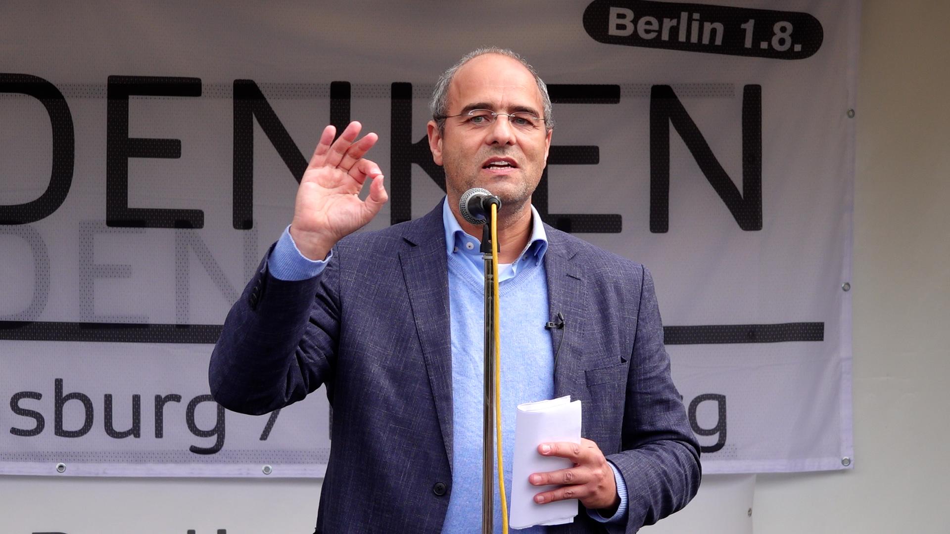 """315 Milliarden Euro Neuverschuldung"": Haushaltsausschuss-Vorsitzender kritisiert Corona-Politik"
