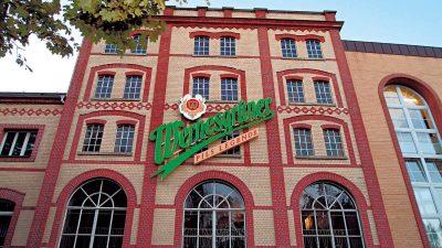 Traditionsbier: Dänen übernehmen Wernesgrüner Brauerei