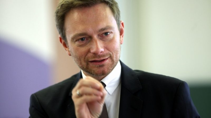 """Stop-and-go-Politik"" – Lindner erwartet Scheitern der Lockdown-Strategie"