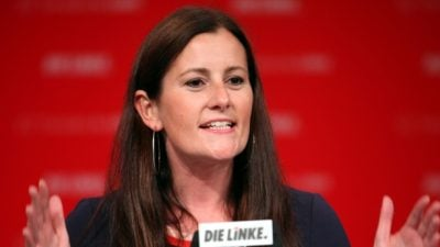 """Linken-Kandidatin Wissler: """"Nicht ich möchte einen Systemwechsel erreichen, sondern die Linke"""""""