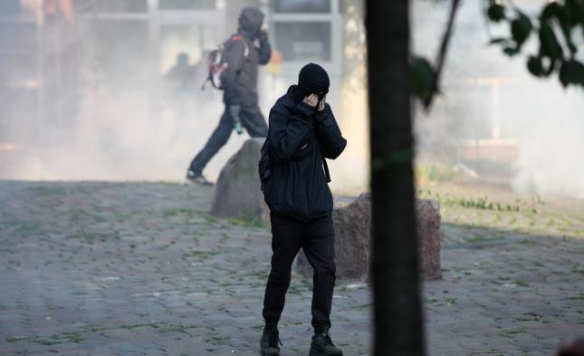Die Gretchen-Frage im G20-Terror: Linke Gewalt gibt's nicht (Martin Schulz)