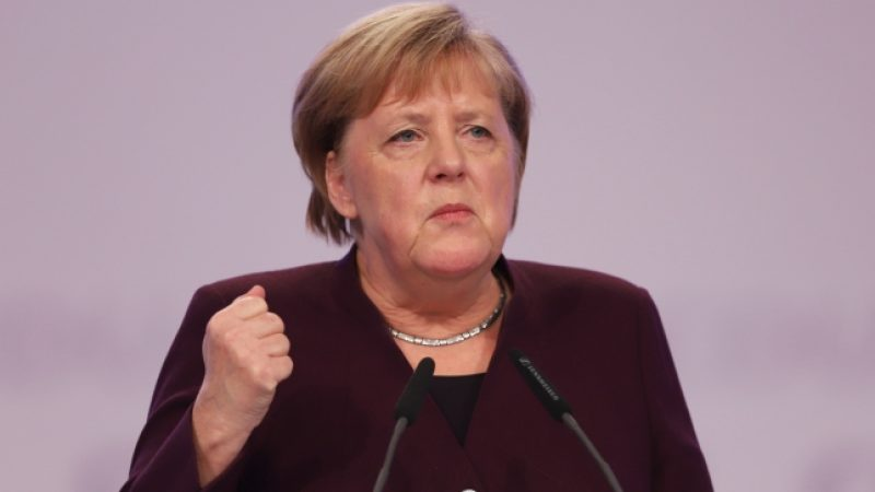 """Der """"Wellenbrecher-Shutdown"""": Wird Merkel bald alle Einrichtungen, die dem Vergnügen dienen, schließen?"""