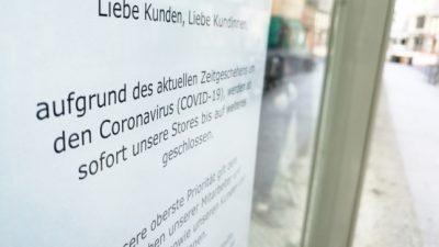 """CDU-Politiker: """"Wie wir weitere Lockdowns in der Zukunft finanzieren wollen, entzieht sich meiner Vorstellungskraft"""""""