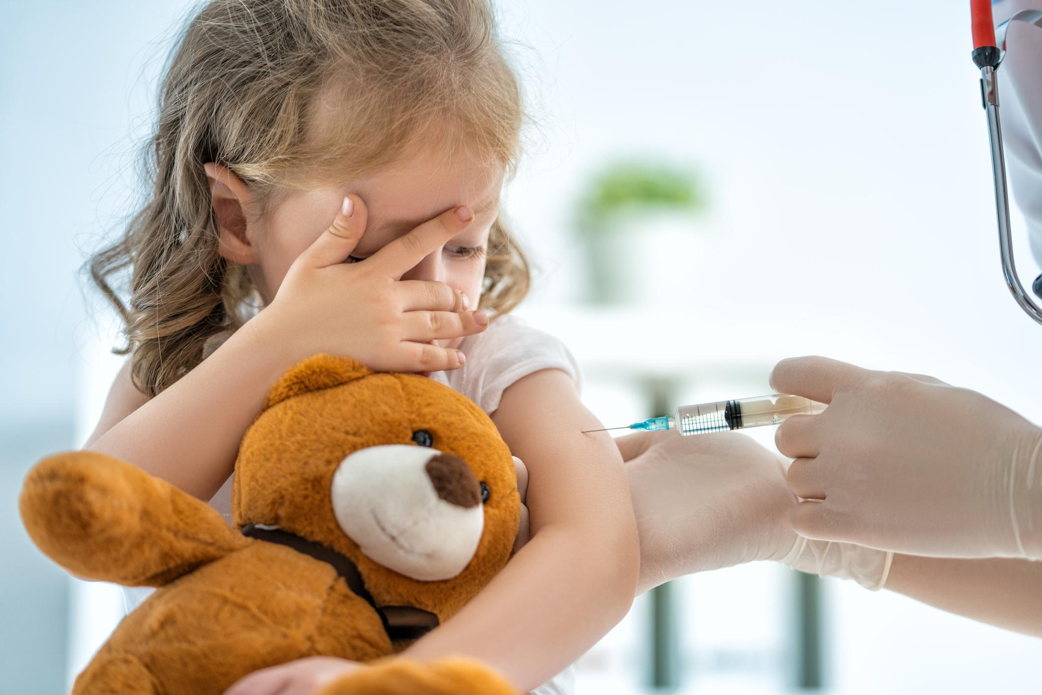 """""""Keine Corona-Impfpflicht für Kinder"""" – Petition erreicht über 620.000 Unterschriften"""