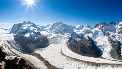 Alpen bereits vor 6.000 Jahren eisfrei