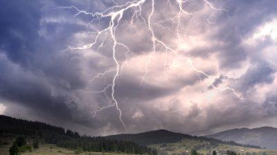 Klassik des Tages: Unter Donner und Blitz
