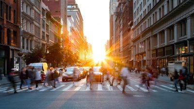 USA: Arbeitslosenquote sinkt im September auf 7,9 Prozent