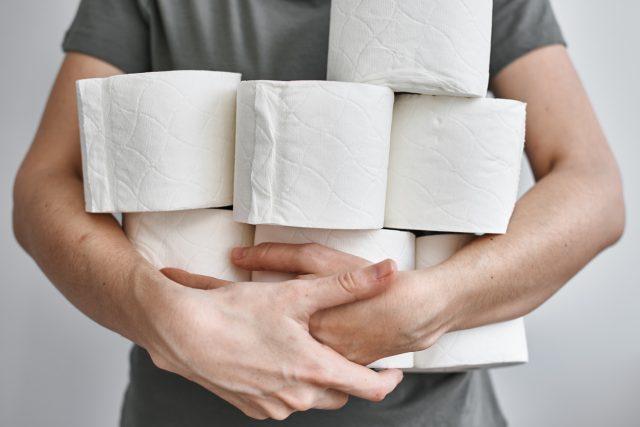 Absatz von Toilettenpapier fast doppelt so hoch wie vor Corona-Krise