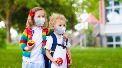 "Studie: ""Kitas keine Infektionsherde, Kinder keine Infektionstreiber"""