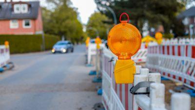 Grüne fordern Baustopp für neue Autobahnen und Bundesstraßen