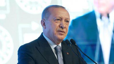 """Erdogan will """"neue Seite"""" in Beziehungen zur EU aufschlagen"""