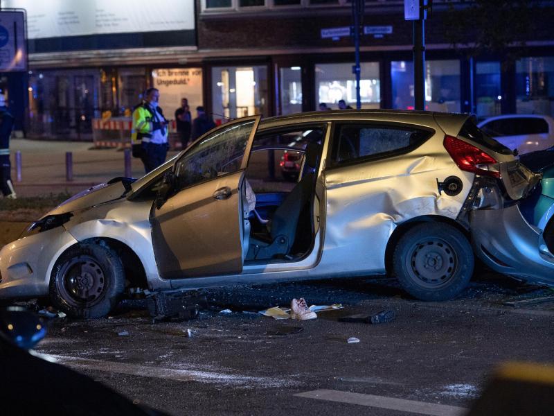 Nach Unfall in Berlin: Mutmaßlicher Ku'damm-Raser verhaftet