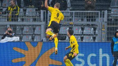 BVB wendet dank Haaland Saison-Fehlstart ab