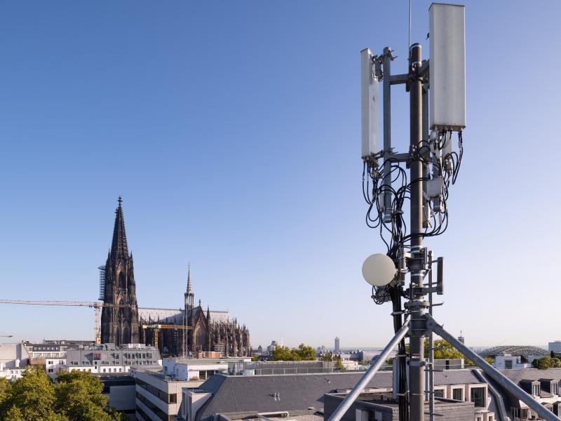 O2 startet sein 5G-Netz – Experte warnt vor gesundheitlichen Folgen