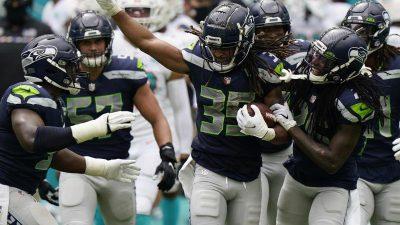 Terminchaos in der NFL – Bills und Seahawks ungeschlagen