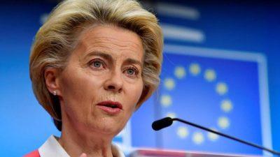 EU-Kommission beschließt Milliarden-Plan für Beitrittsländer auf dem Westbalkan