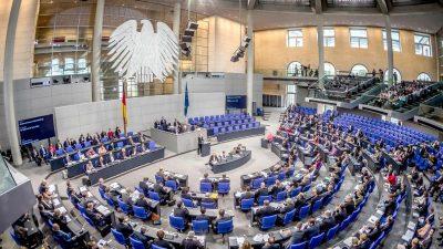 Bundestags-Experten haben Verfassungsbedenken bei Wahlrechtsreform-Vorschlag von CDU/CSU