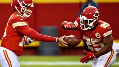 NFL: Chiefs gewinnen verschobenes Duell gegen Patriots