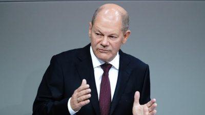 Scholz will Corona-Milliarden-Plan rasch startklar machen
