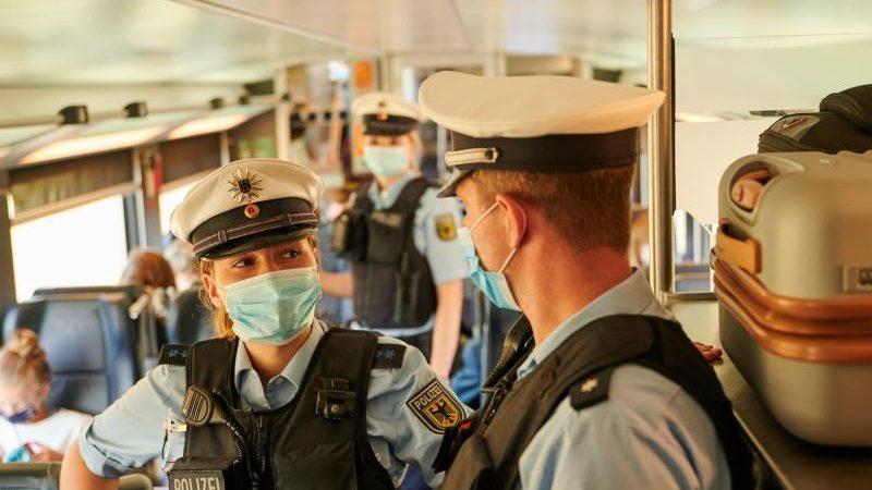 """Polizeigewerkschaft GdP beklagt """"Gereiztheit"""""""