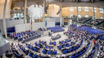 Forsa: Wenn jetzt gewählt würde, gäbe es 723 Abgeordnete im Bundestag – normal sind 598