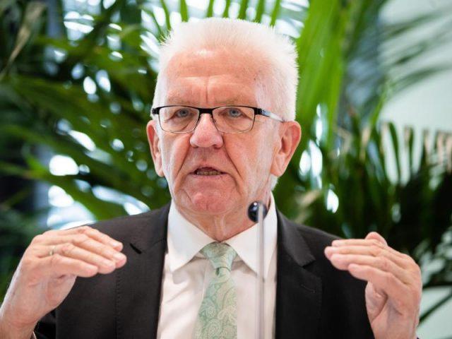 """Kretschmann über Merkel: """"Überzeugt, dass uns diese Kanzlerin fehlen wird"""""""