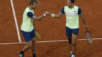 Deutsches Doppel Krawietz/Mies gewinnt French Open