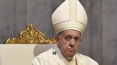 Papst streicht Privilegien für hochrangige Geistliche im vatikanischen Justizsystem