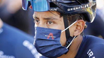 Ex-Tour-Sieger Bernal beendet seine Radsport-Saison