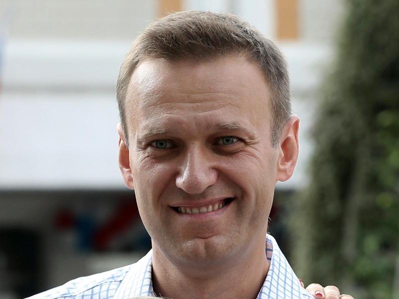 """Nawalny kritisiert Twitter für Konto-Löschung von Trump: Selektiver """"Akt der Zensur"""""""