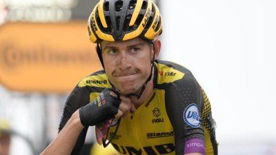 Wegen Corona: Giro-Aus für Kruijswijk und Mitchelton-Scott