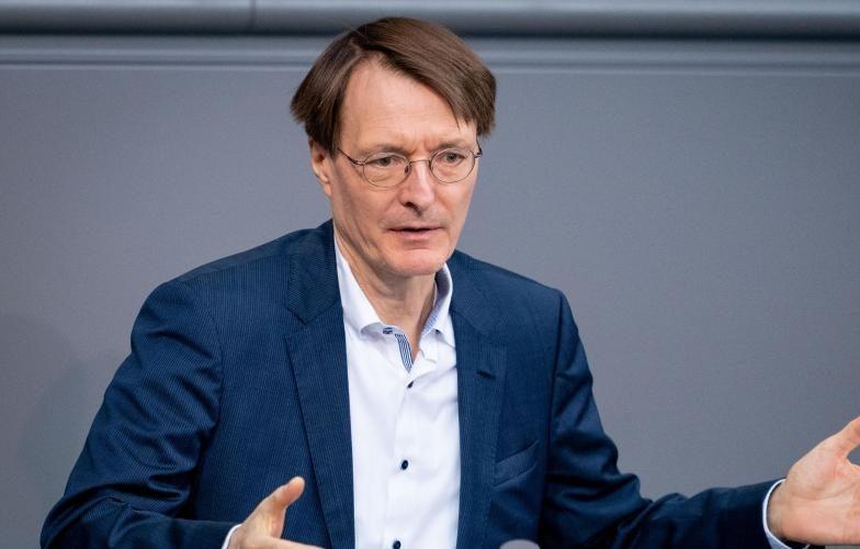 Lauterbach: Unbegrenzter Lockdown nötig