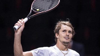 Zverev plant fest mit Teilnahme an ATP Finals