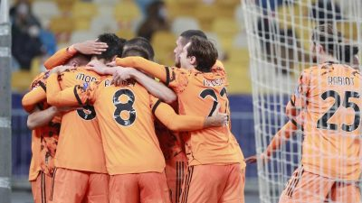 Juventus Turin startet mit Sieg in Königsklasse