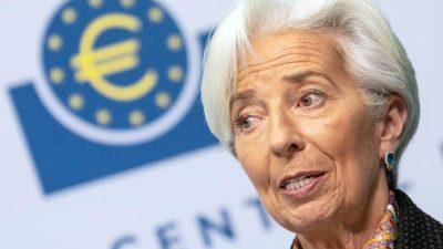 EZB lässt Leitzins und Anleiheprogramm unverändert