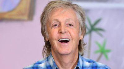 """McCartney über neues Album:""""Ich habe nur herumgealbert"""""""