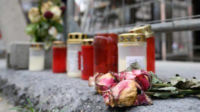 Bundesanwaltschaft erhebt Mordanklage nach islamistischer Messerattacke von Dresden
